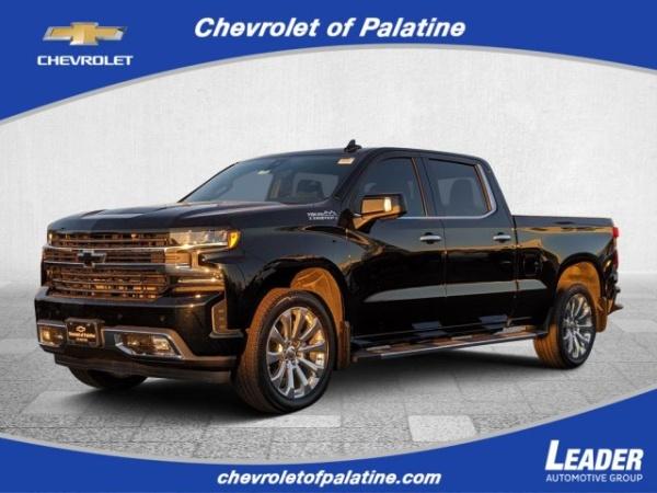 2020 Chevrolet Silverado 1500 in Palatine, IL