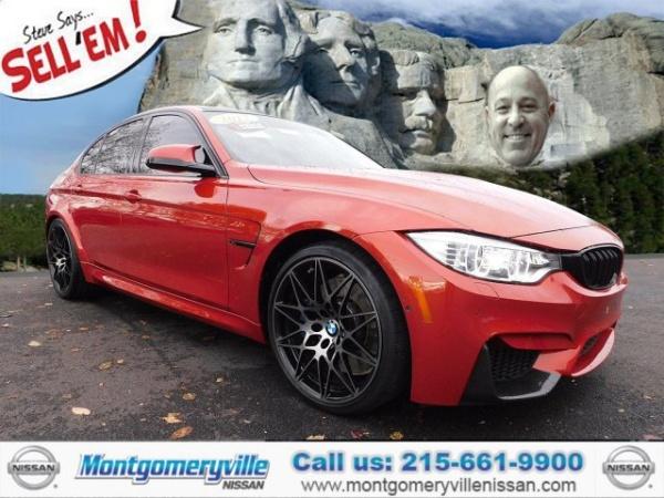 2017 BMW M3 in Montgomeryville, PA