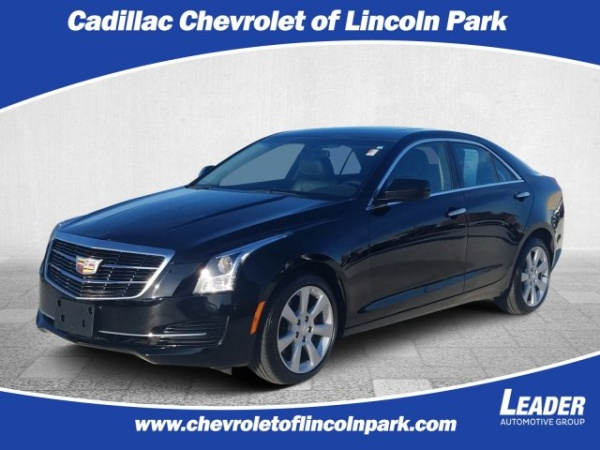 2015 Cadillac ATS in Chicago, IL