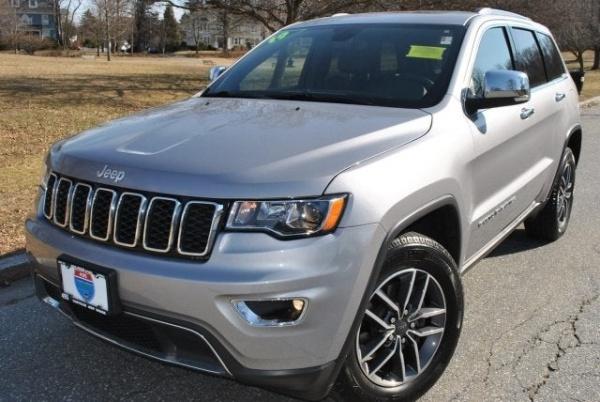 2019 Jeep Grand Cherokee in Lowell, MA
