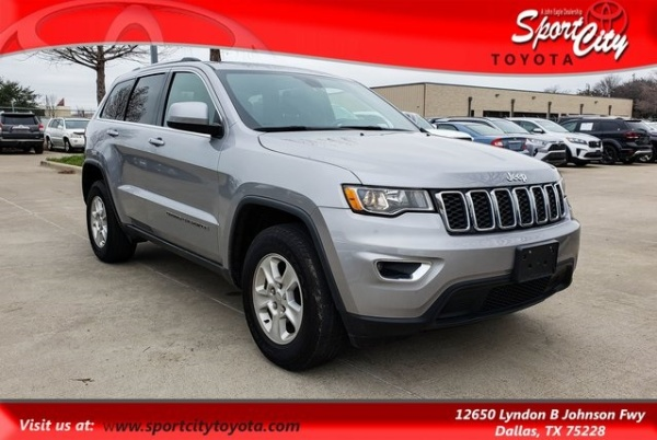2017 Jeep Grand Cherokee in Dallas, TX