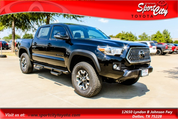 2019 Toyota Tacoma in Dallas, TX