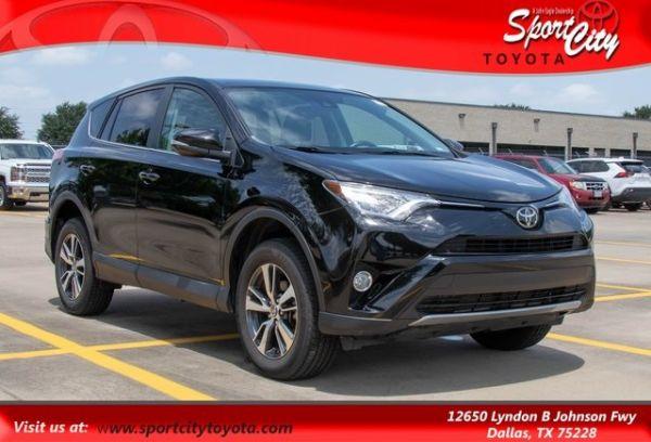 2018 Toyota RAV4 in Dallas, TX