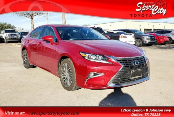 2016 Lexus ES in Dallas, TX