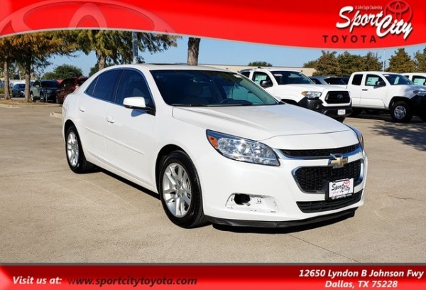2016 Chevrolet Malibu Limited in Dallas, TX
