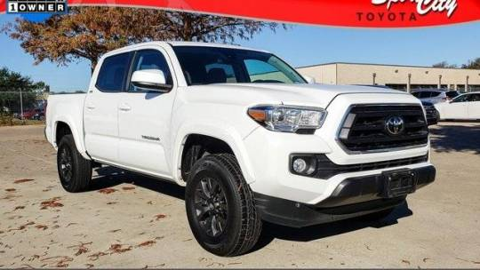 2020 Toyota Tacoma