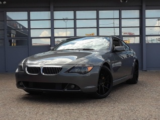 Used 2005 BMW 6 Series 645Ci Coupe For Sale In Dallas TX