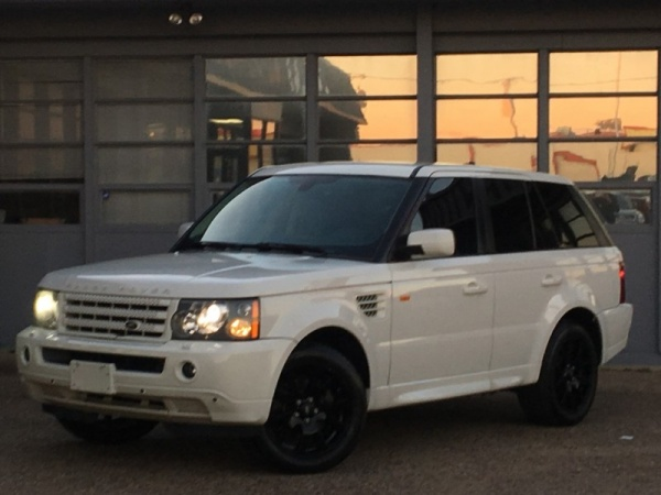 2008 land rover range rover sport hse for sale in dallas tx truecar. Black Bedroom Furniture Sets. Home Design Ideas