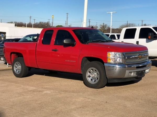 2013 Chevrolet Silverado 1500 in Weatherford, TX