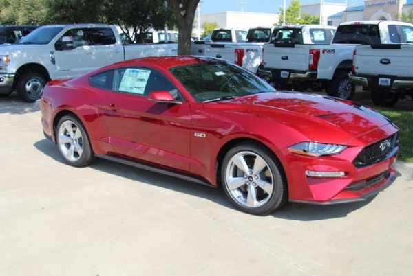 2019 Ford Mustang in Weatherford, TX