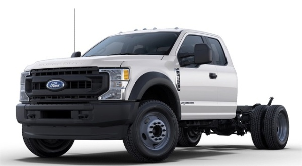 2020 Ford Super Duty F-550 in Weatherford, TX