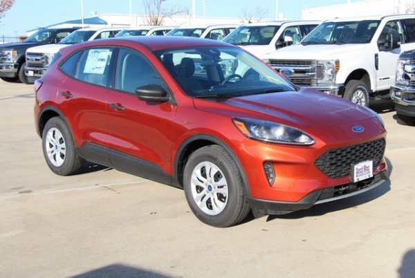 2020 Ford Escape in Weatherford, TX