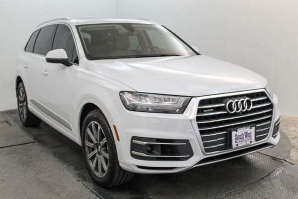 2018 Audi Q7 in Weatherford, TX