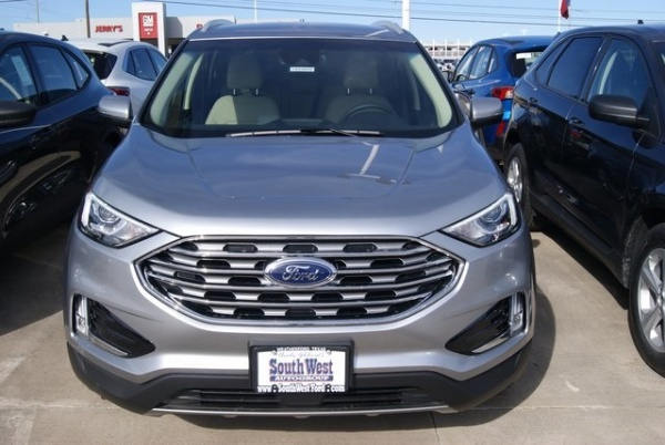 2020 Ford Edge in Weatherford, TX