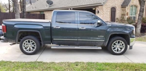 2018 GMC Sierra 1500 in Weatherford, TX