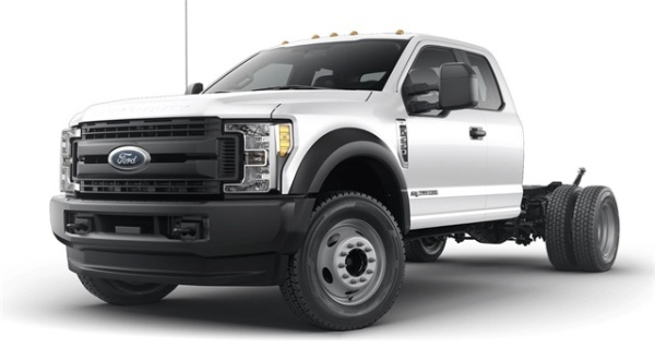 2019 Ford Super Duty F-550 in Weatherford, TX