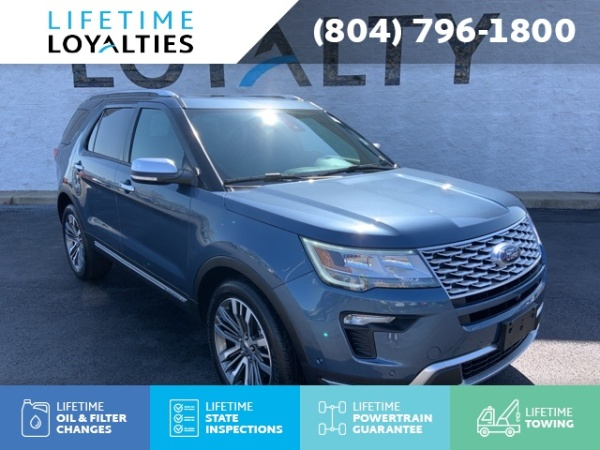 2019 Ford Explorer in Chester, VA