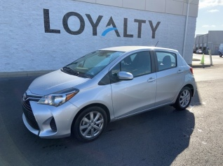 Used Toyota For Sale >> Used Toyota Yaris For Sale Truecar