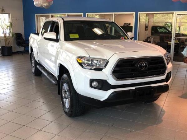 2018 Toyota Tacoma in Dartmouth, MA