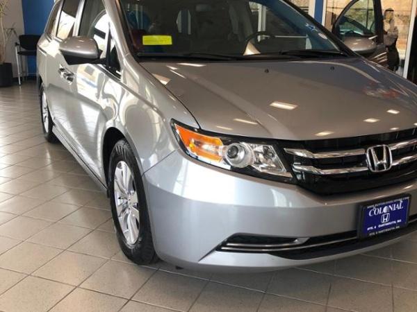 2017 Honda Odyssey in Dartmouth, MA