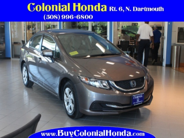 2015 Honda Civic In Dartmouth, MA