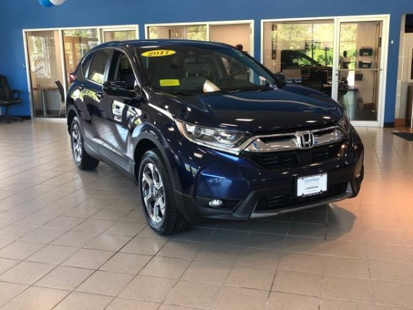 2017 Honda CR-V in Dartmouth, MA