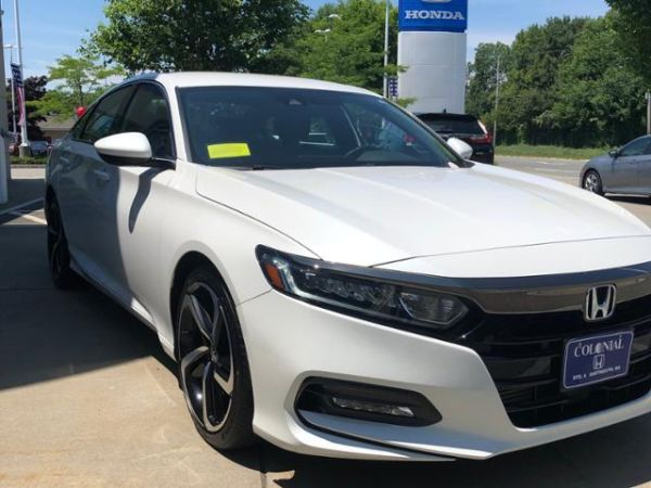 2018 Honda Accord in Dartmouth, MA