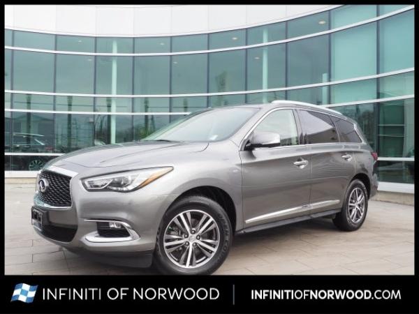 2017 INFINITI QX60 in Norwood, MA