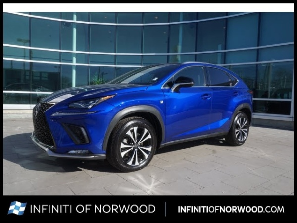 2019 Lexus NX in Norwood, MA