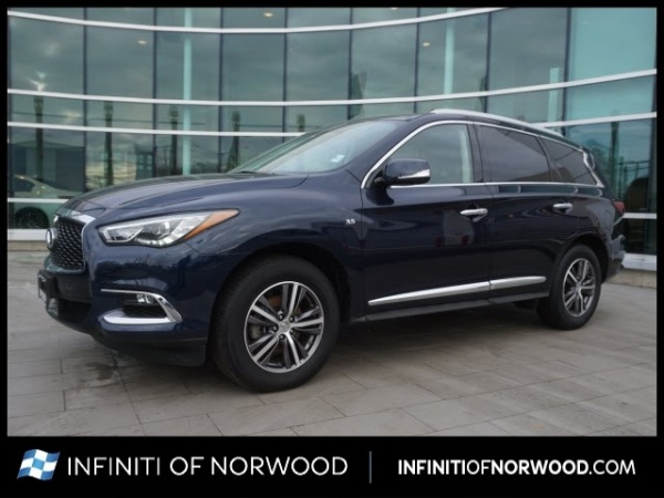 2017 INFINITI QX60 in Norwood, MA