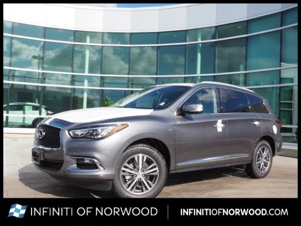 2020 INFINITI QX60 in Norwood, MA