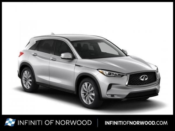 2020 INFINITI QX50 in Norwood, MA