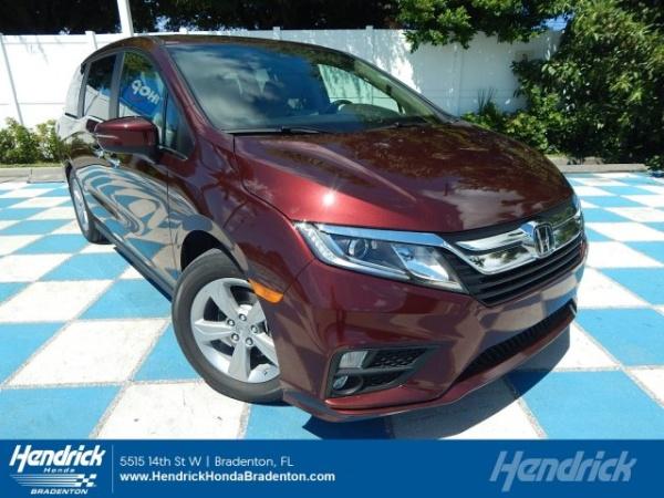 2020 Honda Odyssey in Bradenton, FL