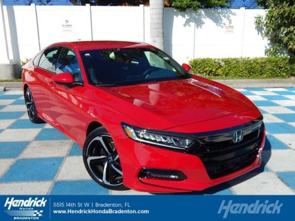 2019 Honda Accord in Bradenton, FL