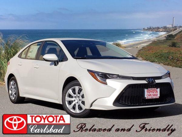 2020 Toyota Corolla in Carlsbad, CA