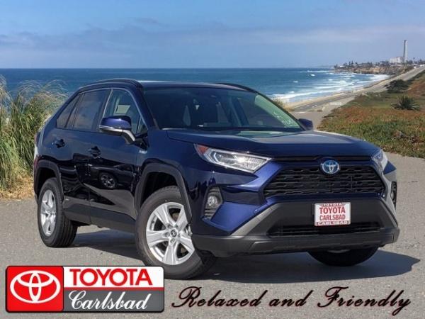 2020 Toyota RAV4 in Carlsbad, CA