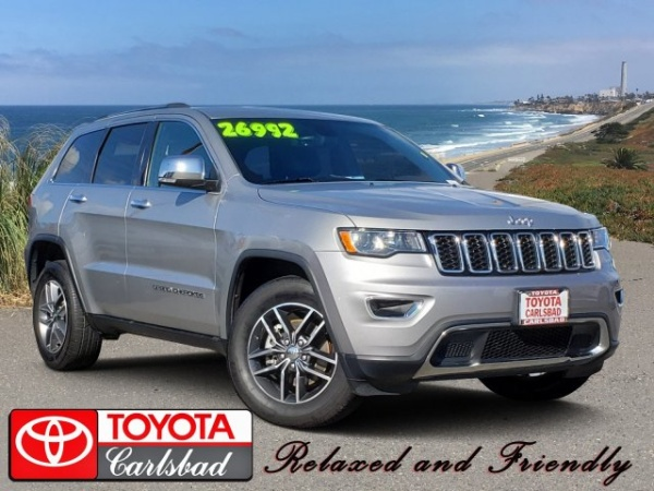 2018 Jeep Grand Cherokee in Carlsbad, CA