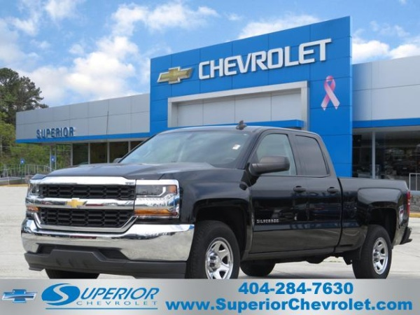 2018 Chevrolet Silverado 1500 in Decatur, GA