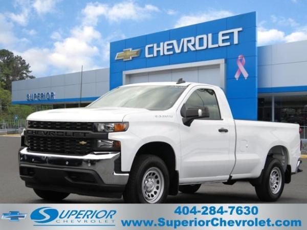 2020 Chevrolet Silverado 1500 in Decatur, GA