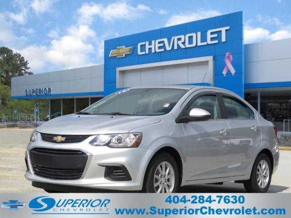 2019 Chevrolet Sonic in Decatur, GA