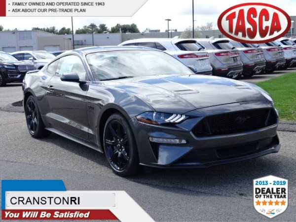 Tasca Ford Cranston >> 2019 Ford Mustang Gt Fastback For Sale In Cranston Ri Truecar
