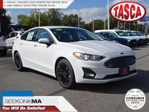 2020 Ford Fusion in Seekonk, MA