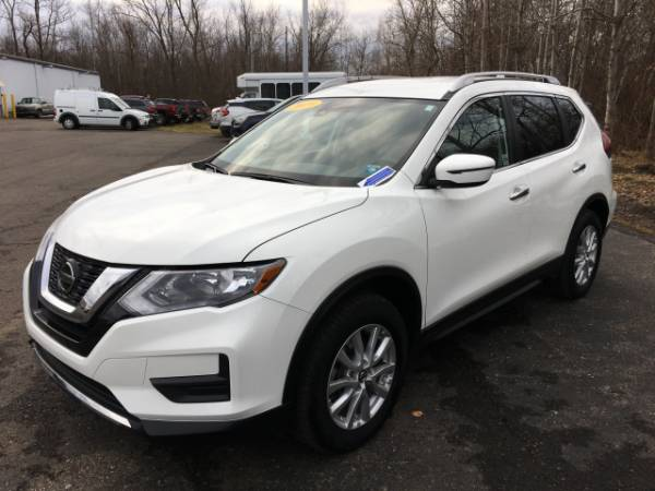 2019 Nissan Rogue in Dunkirk, NY