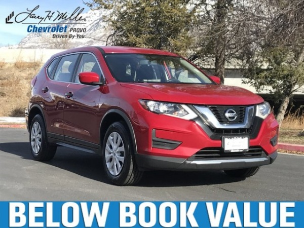 2017 Nissan Rogue in Provo, UT