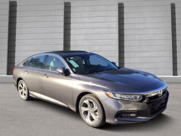 2019 Honda Accord EX-L 1.5T