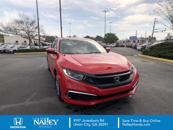 2020 Honda Civic in Union City, GA
