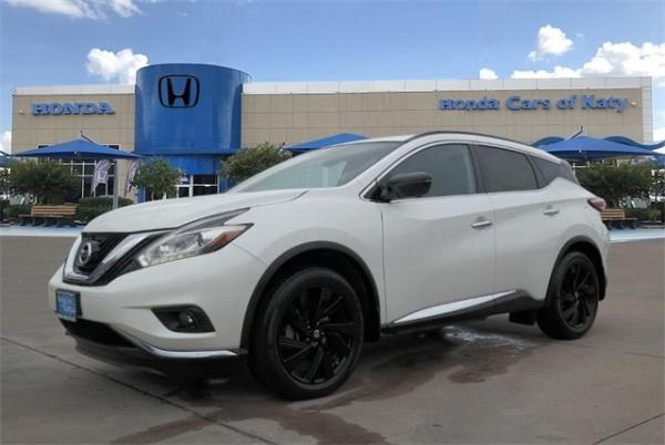 2017 Nissan Murano in Katy, TX