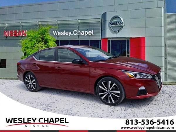 2020 Nissan Altima in Wesley Chapel, FL