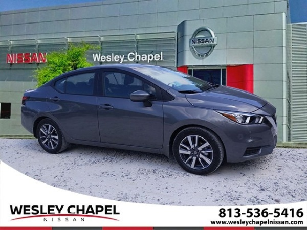 2020 Nissan Versa in Wesley Chapel, FL