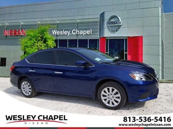 2019 Nissan Sentra in Wesley Chapel, FL
